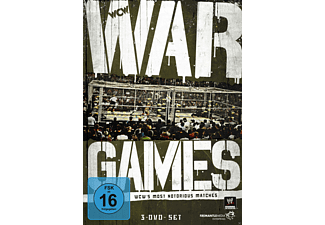 War Games: WWE's Most Notorious Matches - (DVD)
