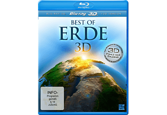 Best Of Erde (3D, inkl. 2D-Version) - (3D Blu-ray)