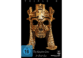 Triple H: Thy Kingdom Come - (DVD)