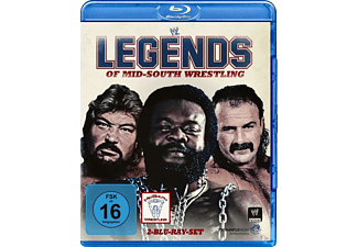 WWE: Legends of Mid-South Wrestling - (Blu-ray)