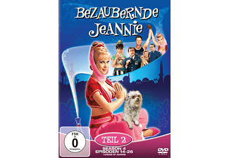 Bezaubernde Jeannie - Season 4, Volume 2 (Episoden 14-26) - (DVD)