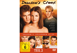 DAWSON S CREEK - SEASON 3.2 - (DVD)