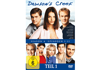 Dawson's Creek - Season 4, Volume 1 (Episoden 1-11) - (DVD)