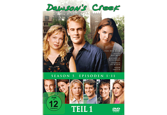 Dawson's Creek - Season 5, Volume 1 (Episoden 1-11) - (DVD)
