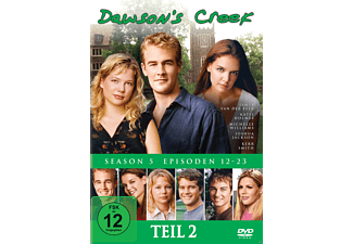 Dawson's Creek - Season 5, Volume 2 (Episoden 12-23) - (DVD)