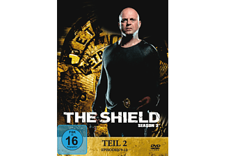 The Shield - Season 2, Volume 2 (Episoden 9-13) - (DVD)