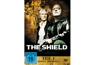 The Shield - Season 4, Volume 1 (Episoden 1-8) - (DVD)