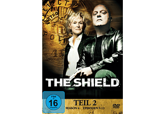 The Shield - Season 4, Volume 2 (Episoden 9-13) - (DVD)
