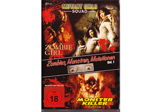 Zombies, Monstren, Mutationen Vol.1 [DVD]