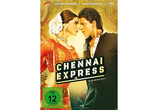 Chennai Express (Special Edition) - (DVD)