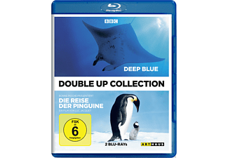 Deep Blue + Die Reise der Pinguine Double Up Collection - (Blu-ray)