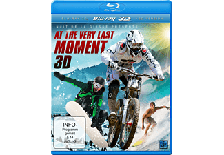 Nuit de la Glisse presents - At the very last Moment - (3D Blu-ray)