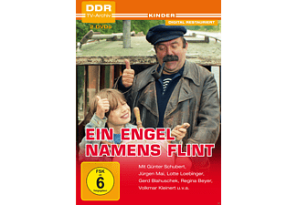EIN ENGEL NAMENS FLINT (DDR TV-ARCHIV) - (DVD)
