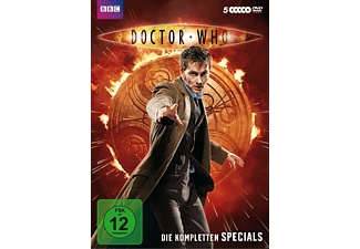 Doctor Who - Die kompletten Specials - (DVD)