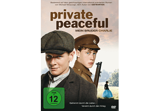 Mein Bruder Charlie-Private Peaceful - (DVD)