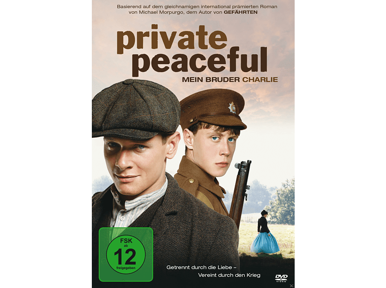 Mein Bruder Charlie-Private Peaceful [DVD]