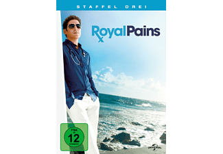 Royal Pains - Staffel 3 - (DVD)