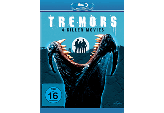 Tremors 1-4 - (Blu-ray)