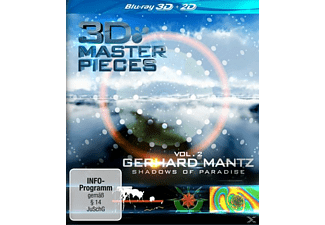 3D Masterpieces Vol. 2: Gerhard Mantz - Shadows of Paradise - (3D Blu-ray)