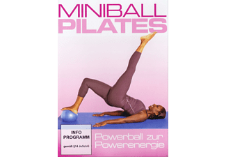 Miniball Pilates - (DVD)
