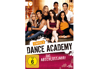 Dance Academy - Staffel 3 - (DVD)