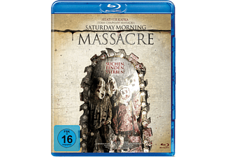 SATURDAY MORING MASSACRE - (Blu-ray)