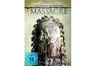 SATURDAY MORING MASSACRE - (DVD)