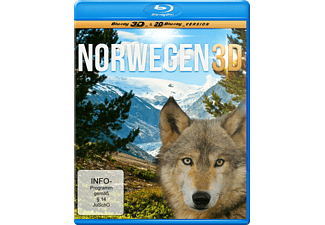 Norwegen 3D - (3D Blu-ray)
