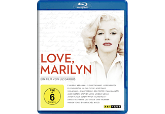 Love, Marilyn - (Blu-ray)