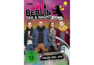 Berlin - Tag & Nacht - Staffel 19 - (DVD)