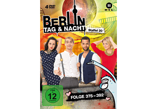 Berlin - Tag & Nacht - Staffel 20 - (DVD)