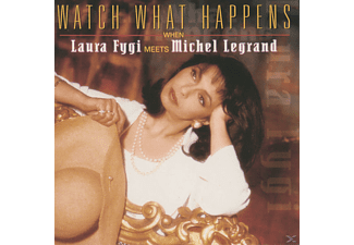 Michel Legrand, Laura Fygi - Watch What Happens - (CD)
