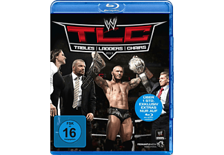 TLC: TABLES/LADDERS/CHAIRS 2013 - (Blu-ray)