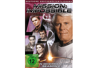 Mission Impossible - In geheimer Mission - Season 2.2 - (DVD)