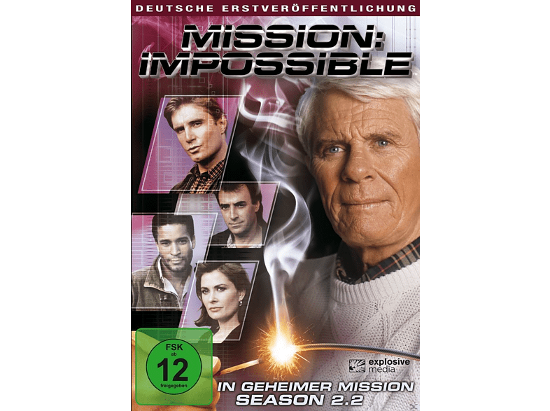 Mission Impossible - In geheimer Mission - Season 2.2 [DVD]