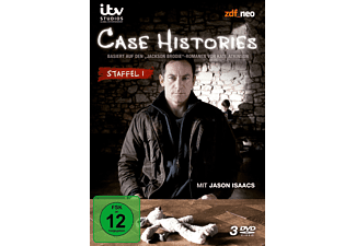 Case Histories - Staffel 1 - (DVD)