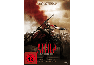 Attila - Master of an Empire - (DVD)