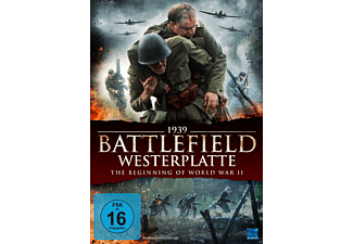 1939 Battlefield Westerplatte - The Beginning of World War 2 - (DVD)