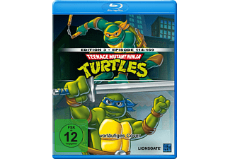 Teenage Mutant Ninja Turtles - Episoden 114 -169 - (Blu-ray)