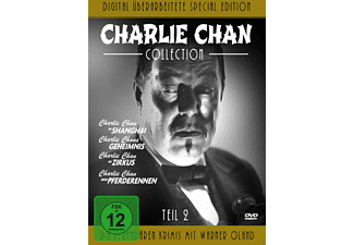 Charlie Chan Collection - Teil 2 - (DVD)