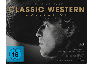 Classic Western Collection in HD - Teil 1 - (Blu-ray)