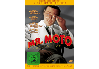 Mr. Moto Collection - Teil 2 - (DVD)