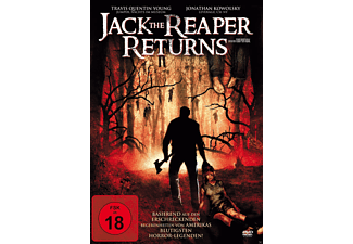 Jack The Reaper Returns - (DVD)