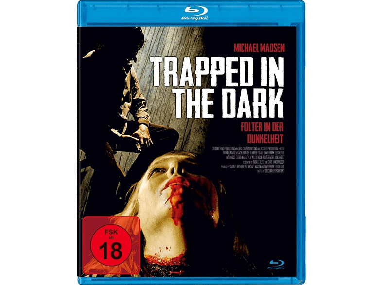 Nictophobia - Folter in der Dunkelheit / Trapped In The Dark: Folter in der Dunkelheit [Blu-ray]