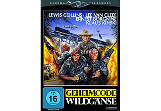 Geheimcode: Wildgänse - Cinema Treasures - (DVD)
