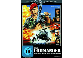 Der Commander - Cinema Treasures [DVD]