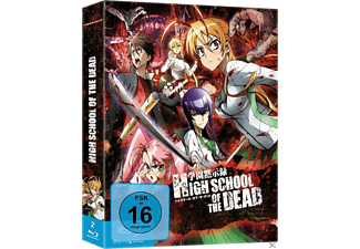 Highschool of the Dead - Gesamtausgabe - (Blu-ray)