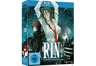 Rin - Daughters of Mnemosyne - (Blu-ray)