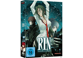 Rin - Daughters of Mnemosyne - (DVD)