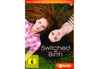 Switched at Birth - Staffel 1 - (DVD)